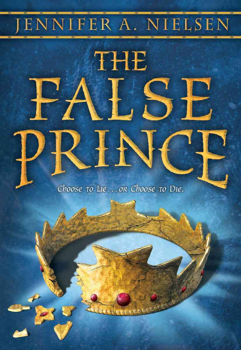 The False Prince By Nielsen, Jennifer A.
